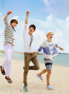 Taemin, Minho, and Key ♡ #Shinee
