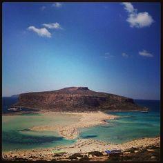 Παραλία Μπάλου Balos Beach, Four Square, Water, Outdoor, Gripe Water, Outdoors, Outdoor Games, The Great Outdoors