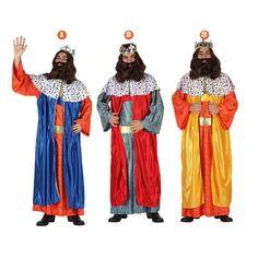 Disfraz de Rey Mago #disfracesnavidad #disfracesnavideños