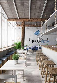 Kiev Papa Feta Greek restaurant