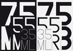 NB-Grotesk™ Mono Pro Edition (Typeface) on Behance