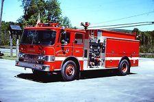 Canaan, NY FD Engine 341 - 1989 Pierce Dash Pumper.