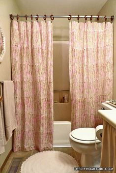 23 Elegant Bathroom Shower Curtain Ideas Photos Remodel And Amusing Elegant Bathroom Shower Curtains Decorating Design