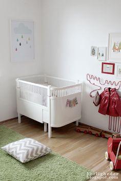 Babyroom for a little girl -  Herligheder*