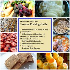 Real Food On A Budget - Freezer Meals