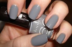 polish: rimmel 60 seconds grey matter $6  link: http://www.amazon.com/Rimmel-Seconds-Nail-Polish-Matter/dp/B006VOSNIA