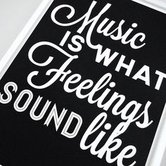 #Music lets us feel everything and nothing all at once. Where are you getting your fix tonight? #musicislife