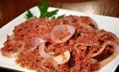 corned beef & onions