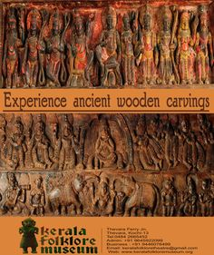 Hindu Art, Art And Architecture, Folklore, Kerala, Carving, Museum, Wood Carvings, Sculptures, Printmaking