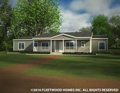 Waverly Crest 40703W Fleetwood Homes