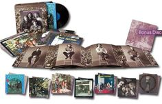 Creedence Clearwater Revival - Absolute Originals on Numbered Limited Edition 200g 7LP Box Set + Bonus 45RPM Disc