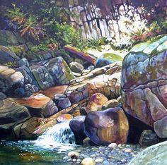 Page 3 « Landscape « Janice Robertson – Canadian Landscape Artist, watercolor, acrylic, oil, paintings