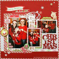 Merry Christmas - Doodlebug (Home for the Holidays) - Scrapbook.com