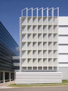 Chesapeake Car Park One | Oklahoma City, OK | United States | Façade of the Year 2013 | WAN Awards