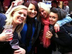 Gay Pride, 2011. Fun day! :)