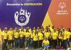Voluntariado @powerclubpanama apoyando los III juegos latinoamericanos OLIMPIADAS ESPECIALES PANAMA 2017 #Voluntariado #juegoslatamOE #olimpiadasespeciales #Panama2017 #powerclub #encuentratuinspiracion