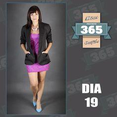 PROYECTO 365 DÍA 19: Mini vestido de @ellen_jam, chaqueta de A&M y collar de @bekate_ve. CRÉDITOS: @elclosetcriollo @Juan bautista Rodriguez @Aborigo @maracayextrema @centrografico #HechoEnVenezuela #Venezuela #ModaVenezuela #Fashion #Design