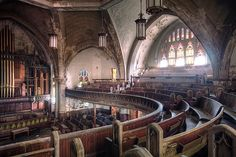 Image: Woodward Avenue Presbyterian Church, Detroit, Michigan (© Via www.flickr.com/photos/rickharris/)