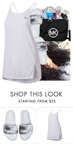 """Renée."" by hdflynn10 ❤ liked on Polyvore featuring Puma"
