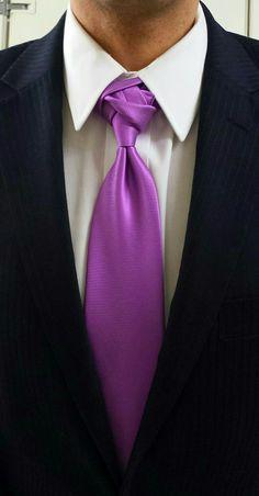 The Crystal Saint knot ( By Boris Mocka AKA The Jugger Knot ).