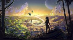 Eragon - Farewell Alagaesia by IRCSS on @DeviantArt
