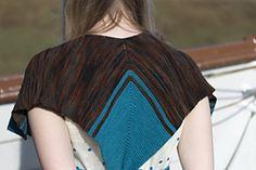 Ravelry: Shore Hap pattern by Martina Behm