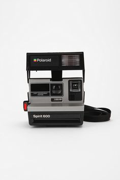 UrbanOutfitters.com > Vintage Polaroid 600 Camera Kit by Impossible Project