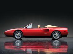 Ferrari Mondial T Cabriolet '1989–93
