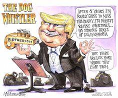 Matt Wuerker/POLITICO Sept. 2016