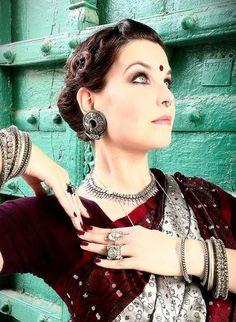 Josefine Wandel - Indian Tribal Fusion Bellydance