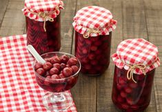 Dried fruit compotes make quick, simple fruit desserts. Try this delicious cherry-plum version from the recipe masters at Berkeley Wellness. Fruit Compote, Dessert Sauces, Dessert Recipes, Desserts, Pork Gravy Recipe, Sauce For Chicken, Seasoning Mixes, Frozen Yogurt, Summer Time