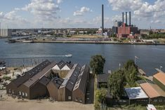 Completed in 2014 in Copenhagen, Denmark. Images by Adam Mørk,  Christensen & Co. Architects, Bo Bolther. The new Kindergarten and nursery is placed by the sea, on the tip of Islands Brygge in Copenhagen and the architecture is designed in accordance with...