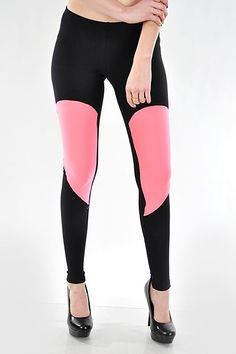 I heart you leggings, $27.00 by Appealing Boutique