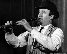 "Acker Bilk: ""Stranger On The Shore"", 1962, English clarinettist and vocalist,"