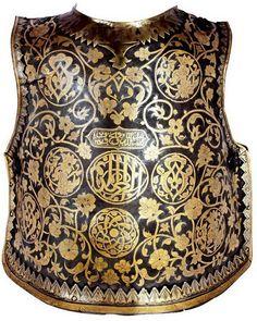 [Ottoman Empire] Iron Chest Armor, 18th Century (Osmanlı Demir Göğüs Zırhı, 18. Yüzyıl)