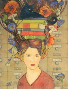 Librarian by Mary Alayne Thomas.
