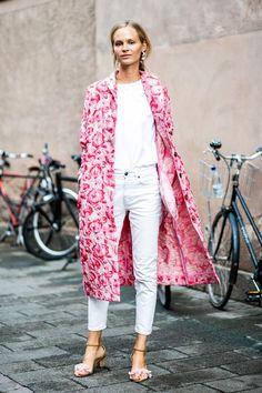 Copenhangen Fashion Week street style crush