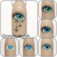 Cute Nail Designs For Spring – Your Beautiful Nails Pedicure Designs, Nail Art Designs, Diy Pedicure, Design Art, 3d Nails, Cute Nails, Nagellack Design, Nail Drawing, Nail Art Techniques