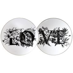 Rory Dobner LO VE Plates - View All - Shop By Category - New In