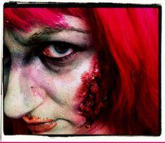 Halloween How-To - Zombie Makeup!
