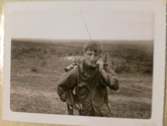 """My father.  Taken in Vietnam.  He's the Veteran writer of, and also the main character in Beneath the Bamboo: A Vietnam War Story.  Learn more here: http://www.jonathon-jones.com/beneaththebamboo.html    Keywords: vietnamwar veterans vietnamvets vets military soldiers 1stcav 1stcavalry firstcavalry firstcav army soldiers military militaryphotos 60s 1960s """"vietnam war"""""""