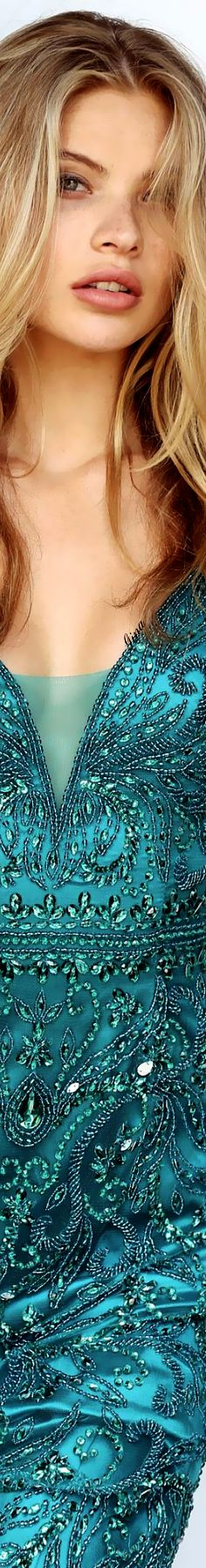 Shades Of Turquoise, Sherri Hill, Beauty, Beautiful, Color, Blue, Colour, Beauty Illustration, Colors