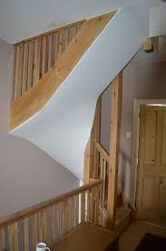 10 Capable Clever Tips: Attic Balcony Stairs attic diy loft conversions.Attic Renovation Old Houses attic living offices.Attic Low Ceiling Home Office. Home Design, Attic Design, Interior Design, Attic Staircase, Loft Stairs, Attic Ladder, Staircases, Attic Renovation, Attic Remodel