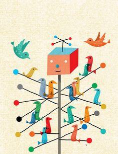 James Yang Illustration