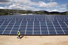 En Uganda, la planta de energía solar mas grande del África