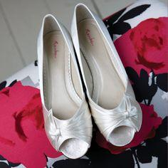 Luella Flat Wedding Shoes - Rainbow Club