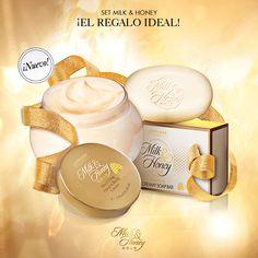 Consiente a tus seres queridos con el Set Milk & Honey ¡Seguro les encantará!