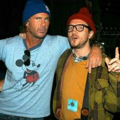 John and Chad John Frusciante, Anthony Kiedis, Super Secret, Cool Bands, Rock And Roll, Hot, How To Look Better, Handsome, Husband