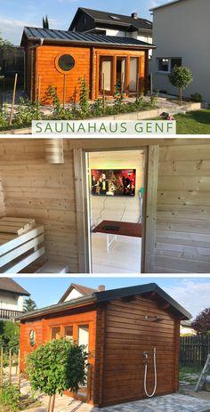 97 best Eine Sauna für den Garten images on Pinterest