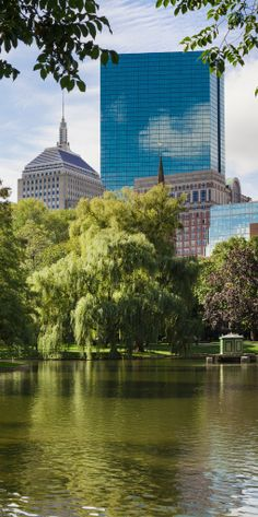 Boston Common is only a quick stroll away.